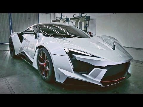 ► W Motors Fenyr SuperSport 900 hp – First Look
