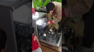 Hướng dẫn sử dụng máy rửa bát FUJISHAN FJVn12-0218F