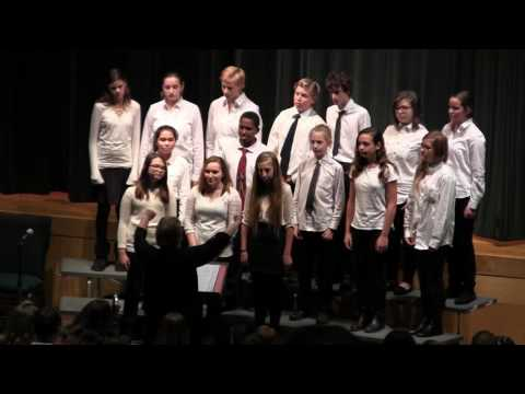 Nauset Regional Middle School Winter Concert 2016