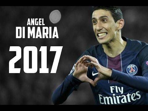 Angel Di Maria ● Dribbling Skills & Goals ● 2016/17