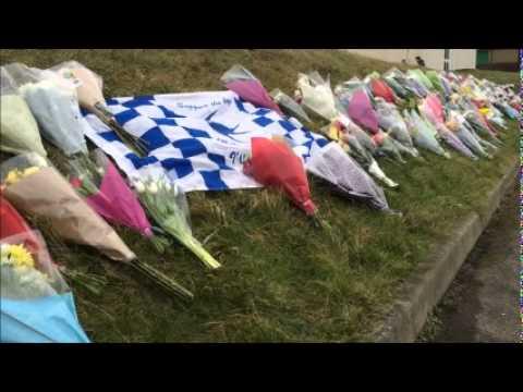 Support at Ysgol Bro Morgannwg after A470 Brecon death crash