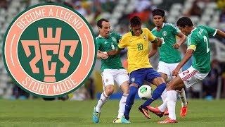 Can gabi finally win something? copa america knockouts! | s2ep65 | become a legend story mode