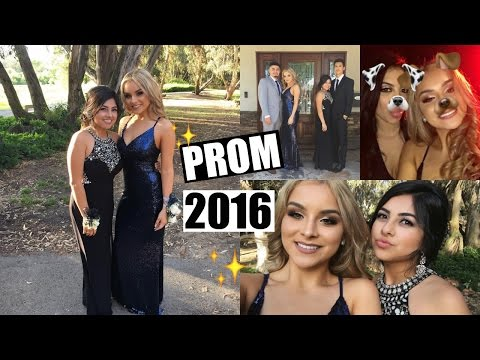 Thumbnail: Prom GRWM 2016 | Aidette Cancino