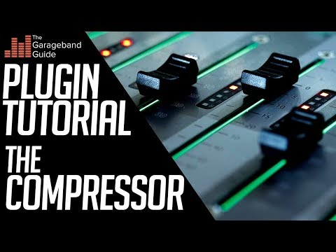 How To Use The Compressor In Garageband - thegaragebandguide com