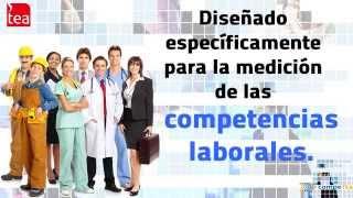 CompeTEA. Test de Competencias Laborales de TEA Ediciones