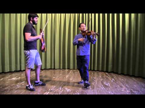 Mozart No 3 Violin Concerto Tutorial by Daniel Olsen