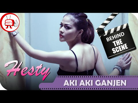 Hesty - Behind The Scenes Video Klip Aki Aki Ganjen - TV Musik Indonesia