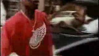 2Pac Spitting At Repporters
