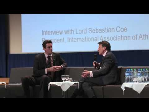 WADA Talks Live! With Lord Seb Coe