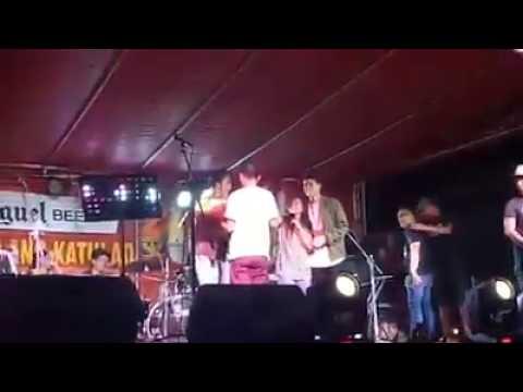 MAYWARD - Performed Baliw Song (Pangasinan)