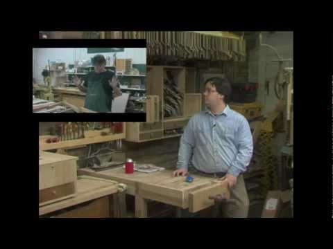 WOODEN dust collector cyclone from Bill Pentz-Clearvue design P1 -Woodworking with Stumpy Nubs 28