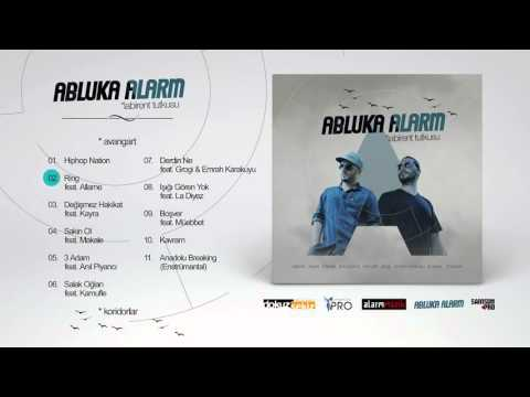 Abluka Alarm - Ring (feat. Allame)  (Official Audio)