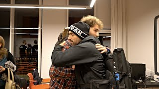 I got really emotional in Copenhagen...