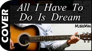 All I Have To Do Is Dream / The Everly Brothers | Cover #006