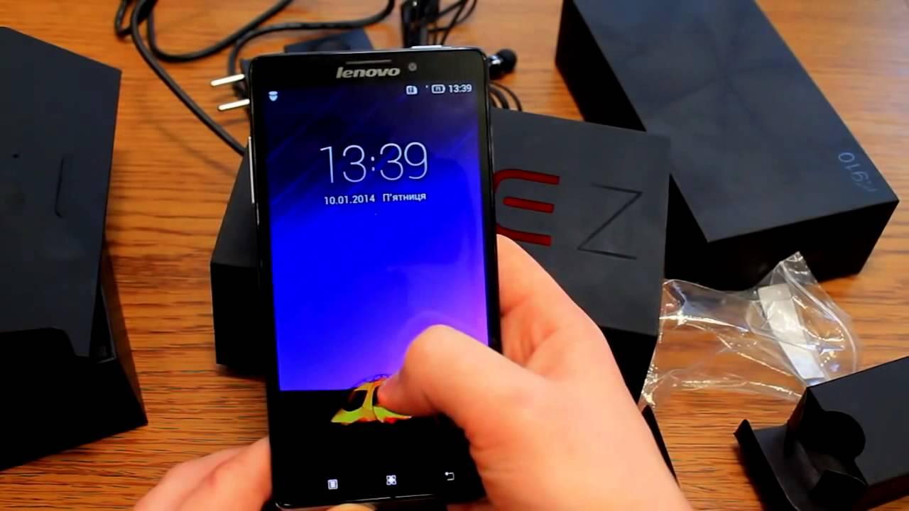 Видео обзор смартфона Lenovo S750 IPS, характеристики, обзор .