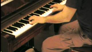Alex Clare - Too close - piano & drum cover acoustic unplugged by LIVE DJ FLO
