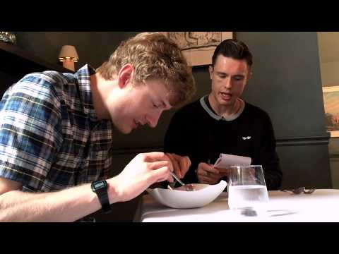 Just Puddings - Restaurant Mark Greenaway Edinburgh