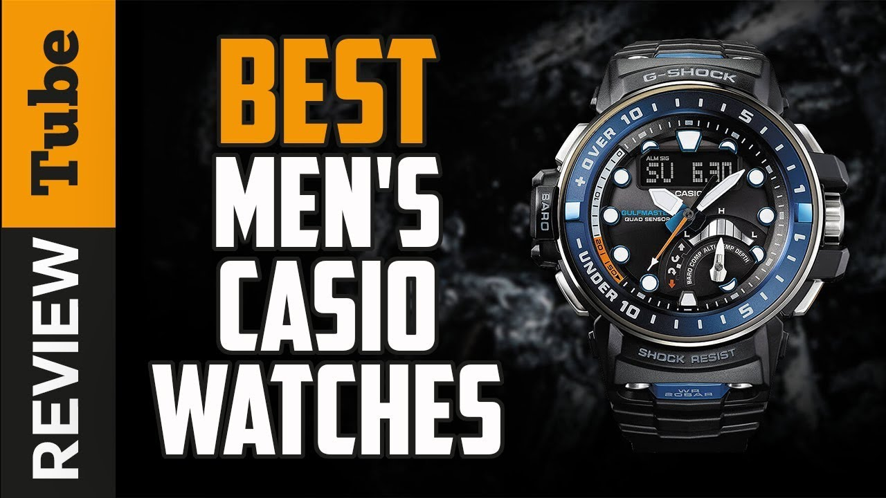 Casio Best Casio Watches 2019 Buying Guide