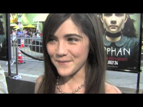 Isabelle Fuhrman Interview - Orphan