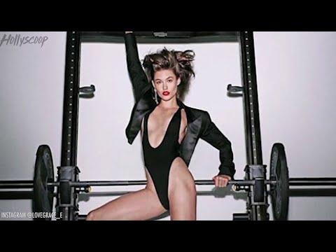Paris Jackson's Sexy Modeling Shoot