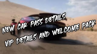 EVERYTHING YOU NEED TO KNOW ABOUT FORZA HORIZON 5 CAR PASS , VIP AND WELCOME PASS