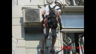 ПРОМТЕХАЛЬП - PROMTEHALP LLC сервисное обслуживание кондиционеров альпинистами в Москве(ООО ПРОМТЕХАЛЬП - PROMTEHALP LLC сервисное обслуживание кондиционеров