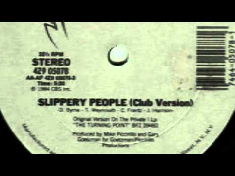 The Staple Singers - Slippery People
