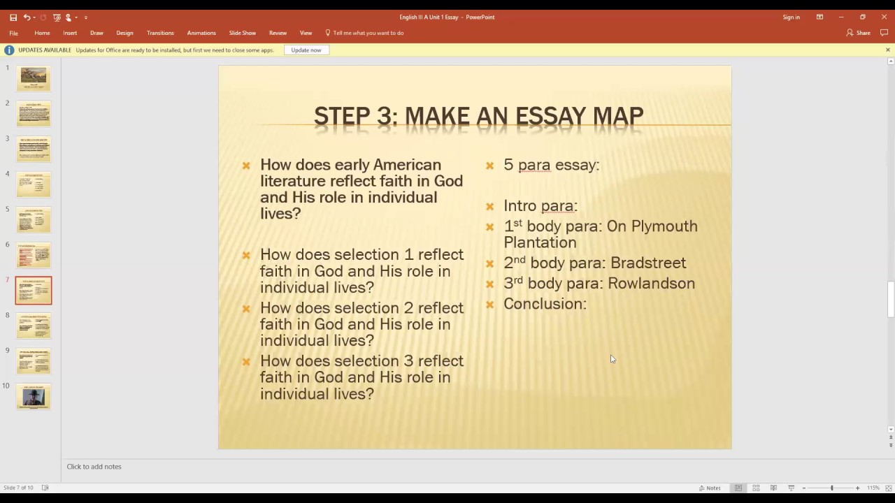 english iii a essay unit 1 english iii a essay unit 1