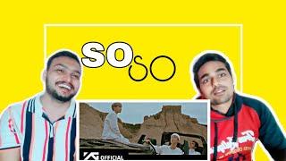 Indian reaction on WINNER - 'SOSO' M/V