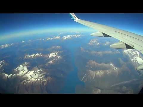 West Jet Flight from Abbortsford to Edmonton 2014