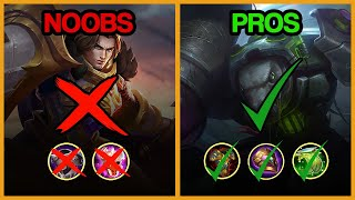 THIS IS WHY I DON'T USE THESE ITEMS FOR TANKS | Mobile Legends
