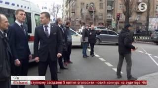 Стрілянина біля готелю у центрі Києві  є загиблі // включення