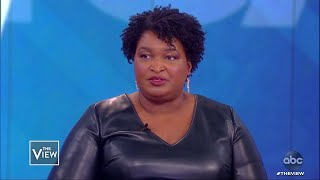 Stacey Abrams on Possibly Becoming Vice President and Iowa Caucuses | The View
