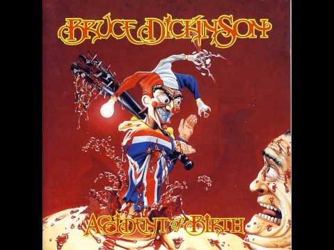 Bruce Dickinson - Darkside of Aquarius [HQ]