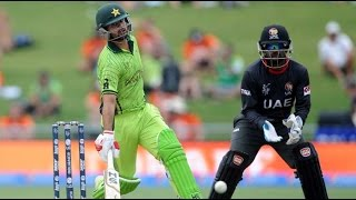 ICC Cricket World Cup 2015 - Pakistan vs UAE Full Highlights HD - Pak vs UAE 2015 Highlights