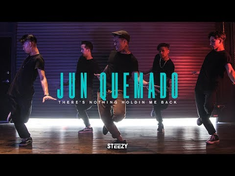 Jun Quemado Choreography | There's Nothing Holding Me Back - Shawn Mendes Dance | STEEZY.CO