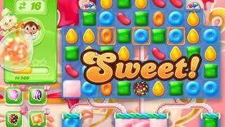 Candy Crush Jelly Saga Level 1157