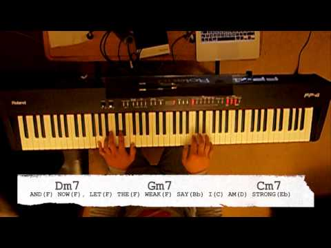 Give Thanks Keyboard Chords By Don Moen Worship Chords