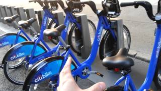 Citybike concept in NYC