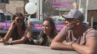 Geordie Shore: Cast hit out at Love Island