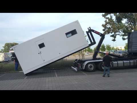 LAB Cube Loading Video (By mh-Service-GmbH)