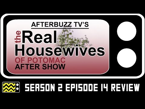 Real Housewives of Potomac Season 2 Episode 14 Review & After Show | Afterbuzz TV