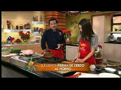 Mayrin Villanueva en Al Sabor del Chef