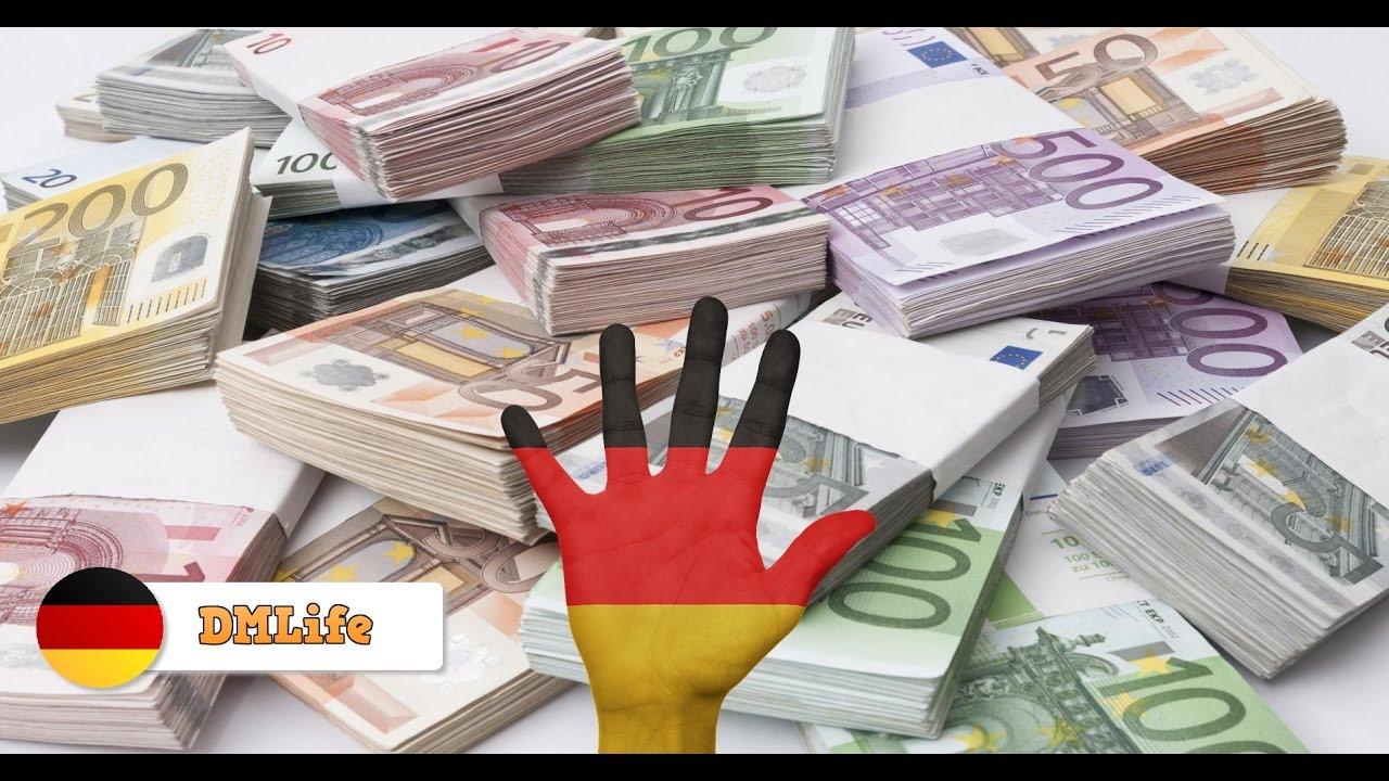 Все про кредиты в германии.