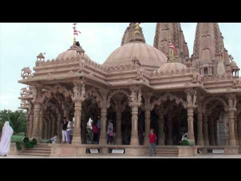 The Swaminarayan temple  (Rajkot - Gujarat - India)