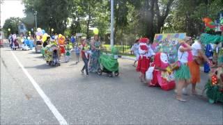 Парад детских колясок 2015