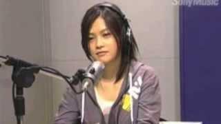 YUIがYUIラジオでの面白くて可愛かったシーン。 しげぞうさんがYUIに、...
