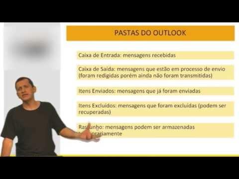 Informática para concursos públicos - Outlook Express