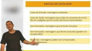 Informática - Outlook Express - Vídeo Aula Concurso 2014