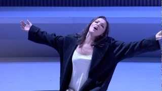"La Traviata ""Addio, del passato"" by Anna Netrebko. Russian subtitles (HD 720p)"